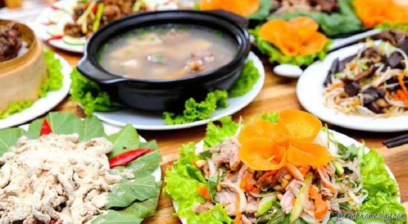 Top 20 Quán ăn ngon Yên Bái nổi tiếng nhất định phải thưởng thức