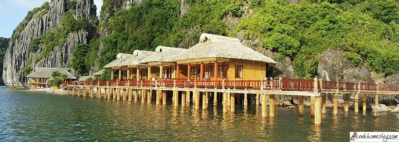 10 Resort Cát Bà giá rẻ ở Hải Phòng gần biển, view đẹp tốt nhất