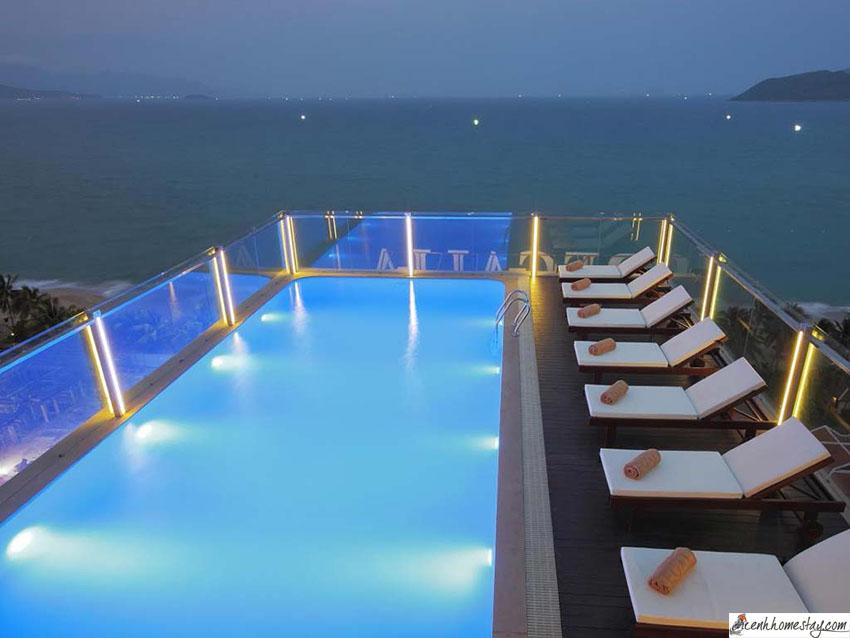 30 Resort Nha Trang giá rẻ đẹp gần biển, có bãi tắm riêng, gần Vinpearl