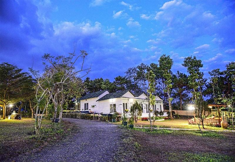 villa Bảo Lộc đẹp