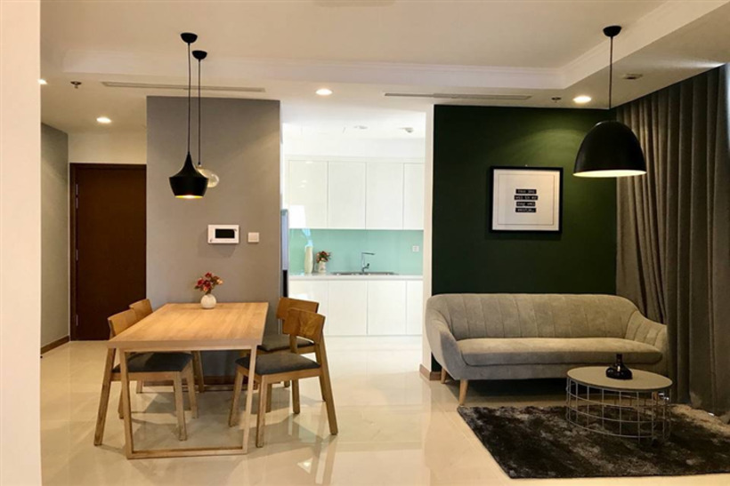 Top 15 homestay căn hộ Vinhomes Central Park cho thuê du lịch theo ngày