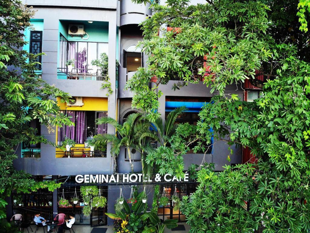 Nghỉ ngơi thanh nhàn tại Geminai Hotel bên dòng sông Nhật Lệ
