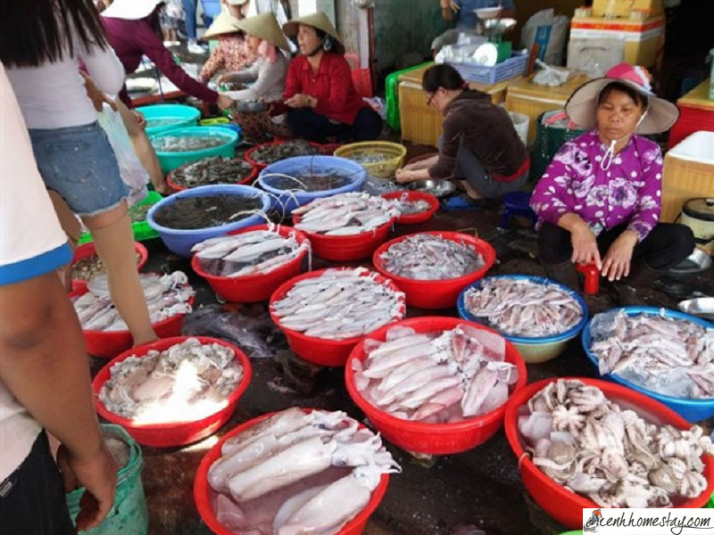 Top 10 vựa, cửa hàng, chợ hải sản Vũng Tàu giá rẻ tươi ngon đáng mua