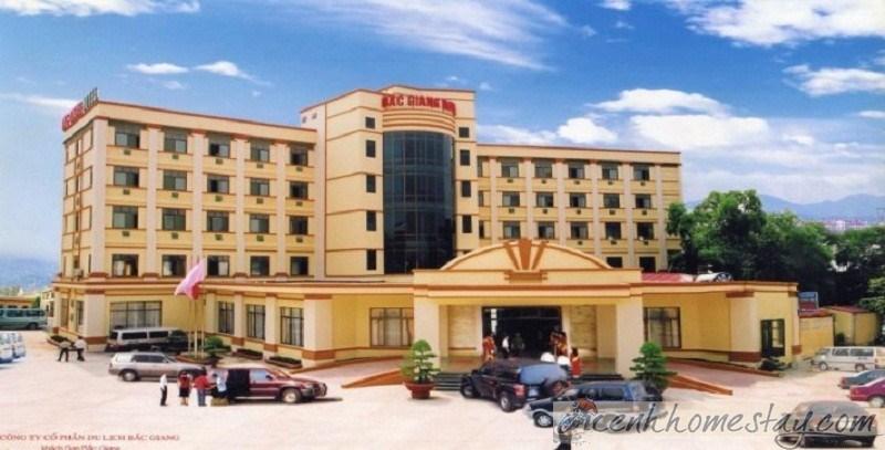 Top 6 nhà nghỉ khách sạn homestay Bắc Giang giá rẻ đẹp ở trung tâm