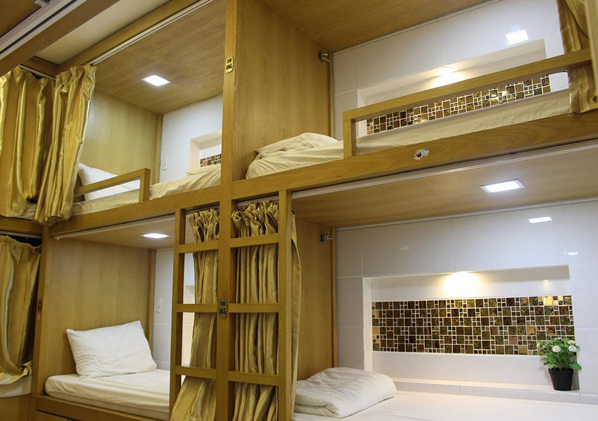 10 Khách sạn, nhà nghỉ, homestay Bùi Viện Quận 1 TPHCM Sài gòn