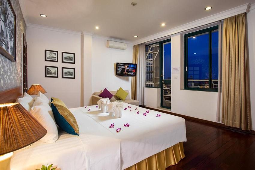 Top 10 Khách sạn nhà nghỉ homestay Hồ Tây Hà Nội giá rẻ đẹp ngay trung tâm