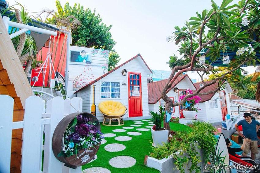 10 Khách sạn nhà nghỉ homestay Nhơn Lý Eo Gió ở Quy Nhơn Bình Định