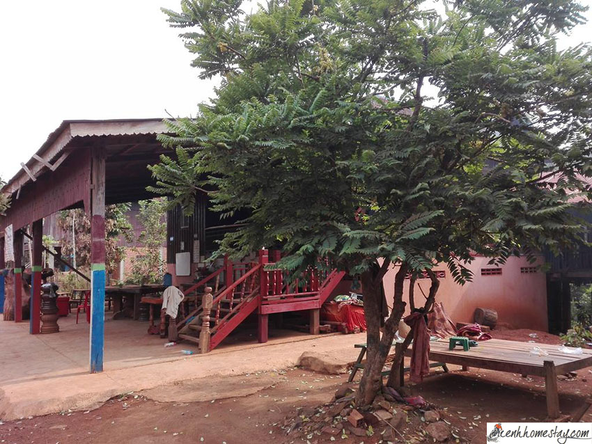 Top 10 Nhà nghỉ, hostel, homestay Phnom Pênh Campuchia giá rẻ đẹp