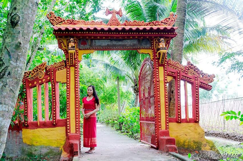 10 Nhà nghỉ homestay Sóc Trăng giá rẻ cho du khách lưu trú để đặt phòng