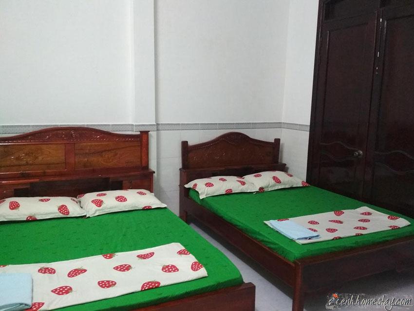 10 Nhà nghỉ, Homestay Trà Vinh giá rẻ bình dân cho khách nghỉ chân