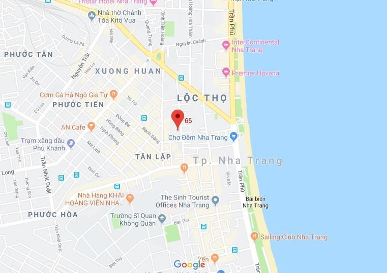 """Khách sạn căn hộ La Sea style """"đại dương thu nhỏ"""" sát biển Nha Trang"""