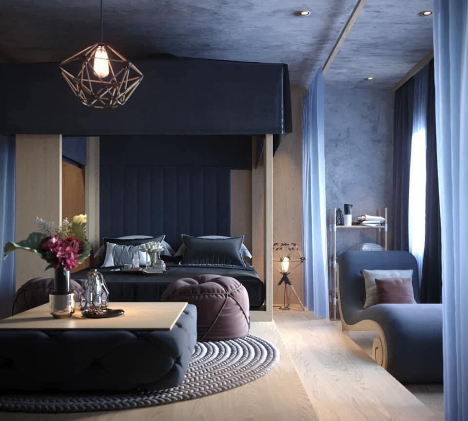 Top 10 Khách sạn tình yêu ở Hà Nội giá rẻ đẹp sang trọng có ghế tình yêu