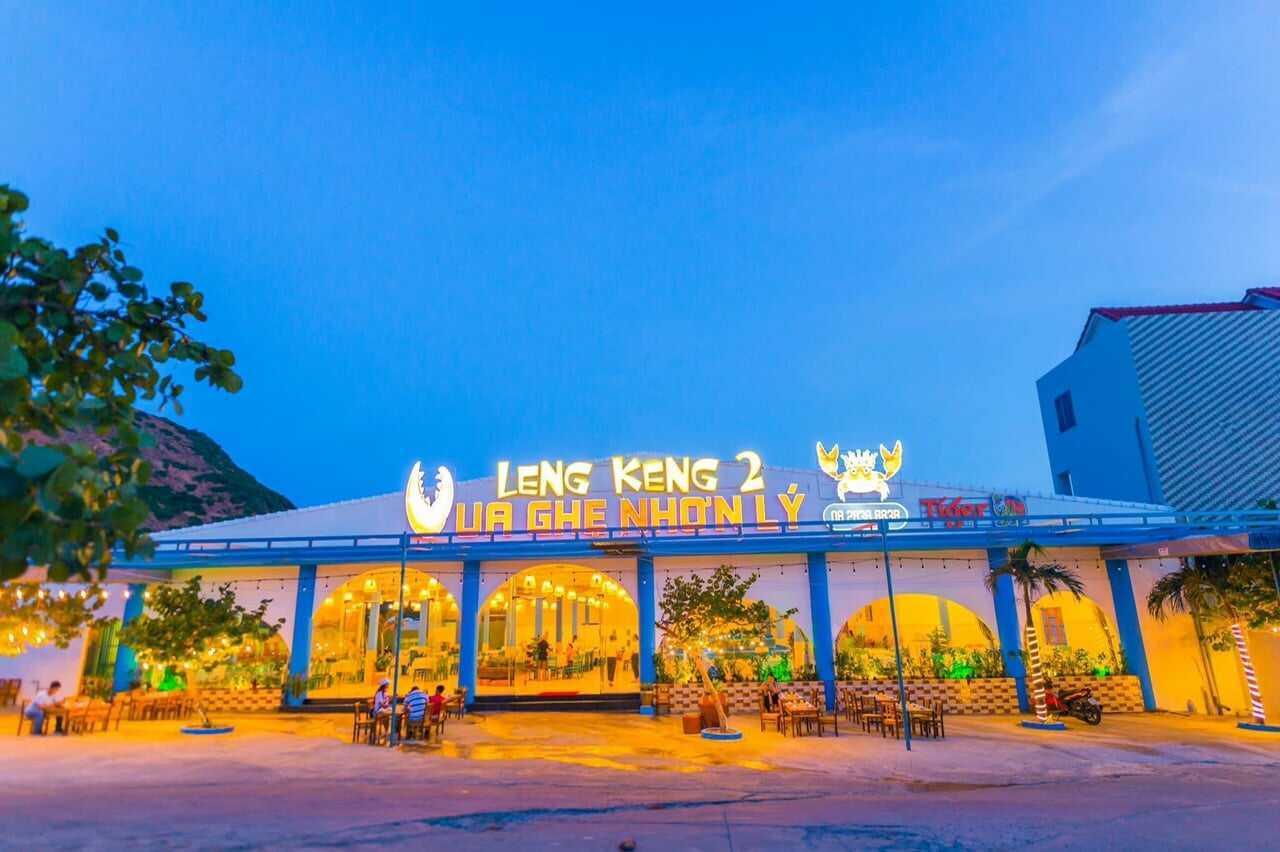 Top 15 Nhà hàng quán ăn ngon ở Nhơn Lý Eo Gió nổi tiếng đông khách