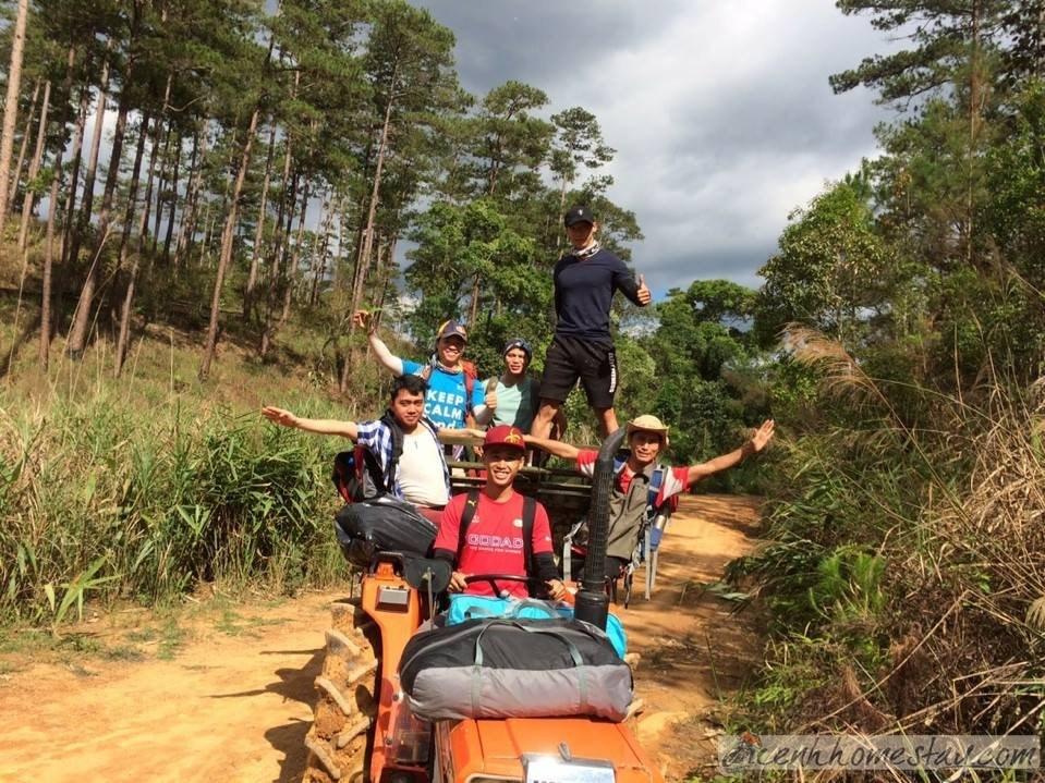 Hướng dẫn Chi Tiết khám phá thác Phi Liêng 2 ngày 1 đêm