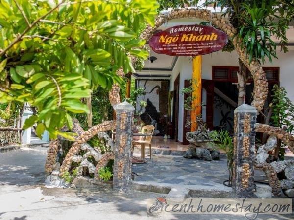 Top 14 nhà nghỉ khách sạn homestay Cù Lao Chàm giá rẻ view đẹp nhất