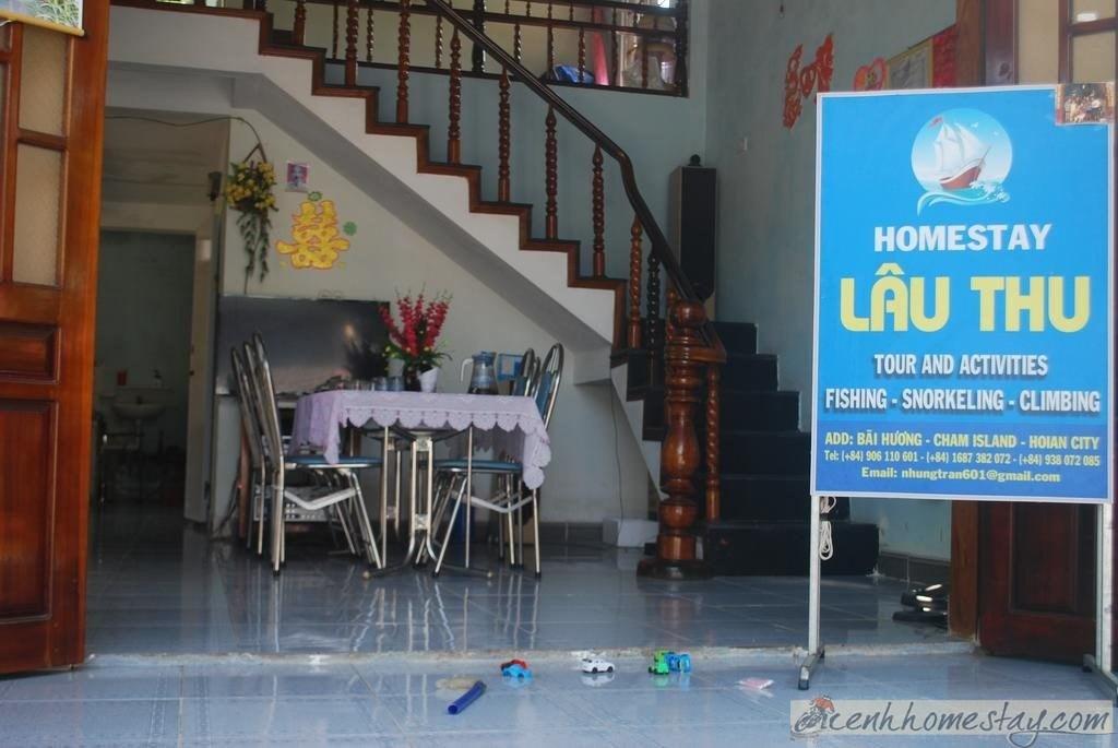 Top homestay, nhà nghỉ, khách sạn ở Cù Lao Chàm