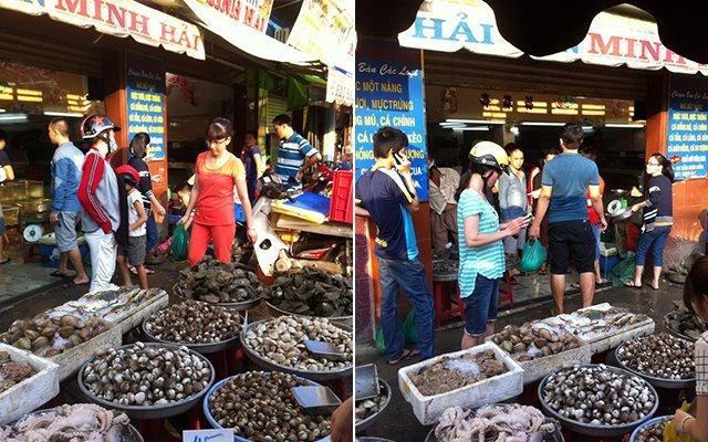 Top 10 Vựa hải sản Sài Gòn TPHCM tươi sống lớn nhất giá rẻ đáng mua