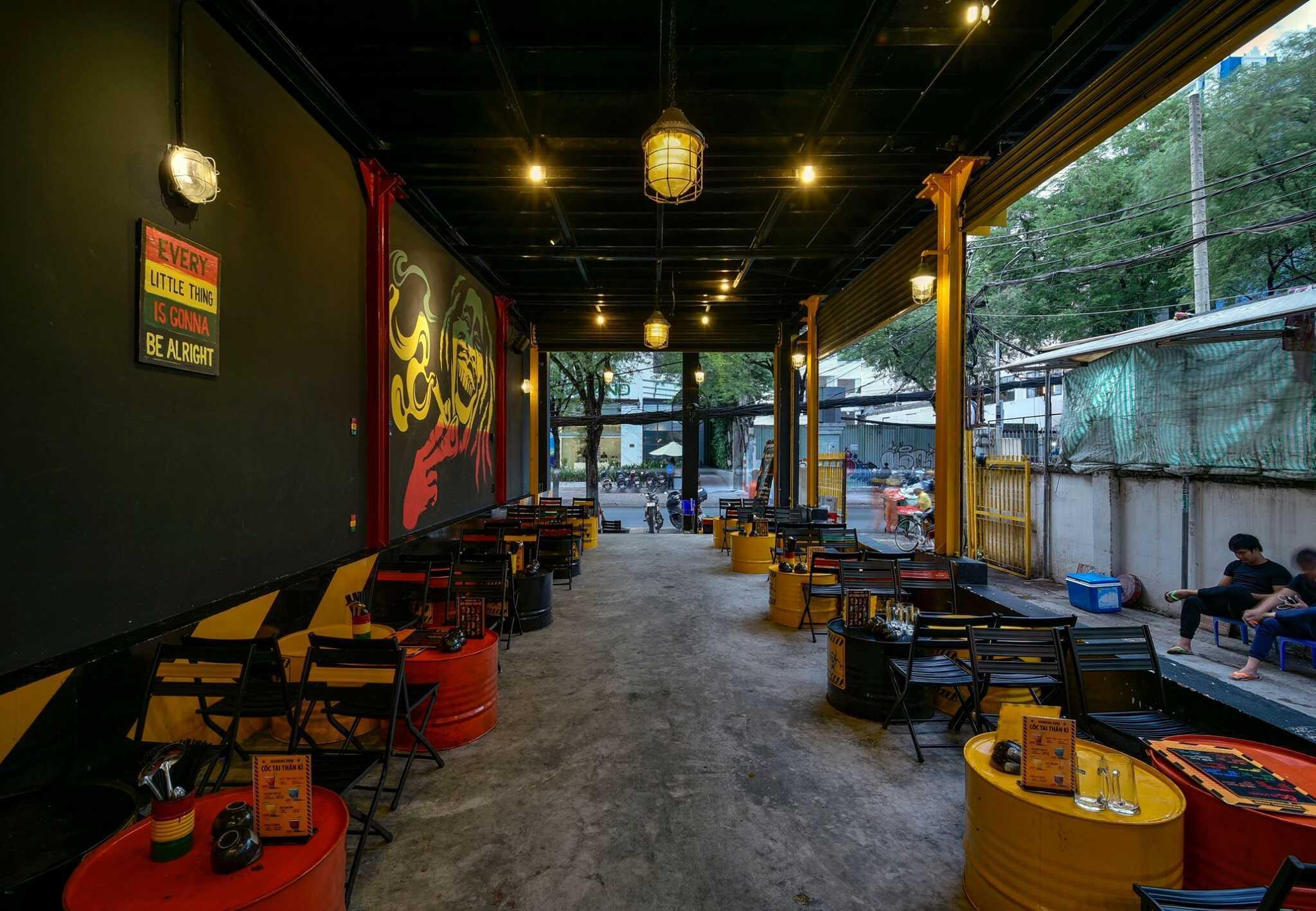 Review nhà hàng Warning Zone: Menu đồ ăn, bảng giá, tất cả chi nhánh