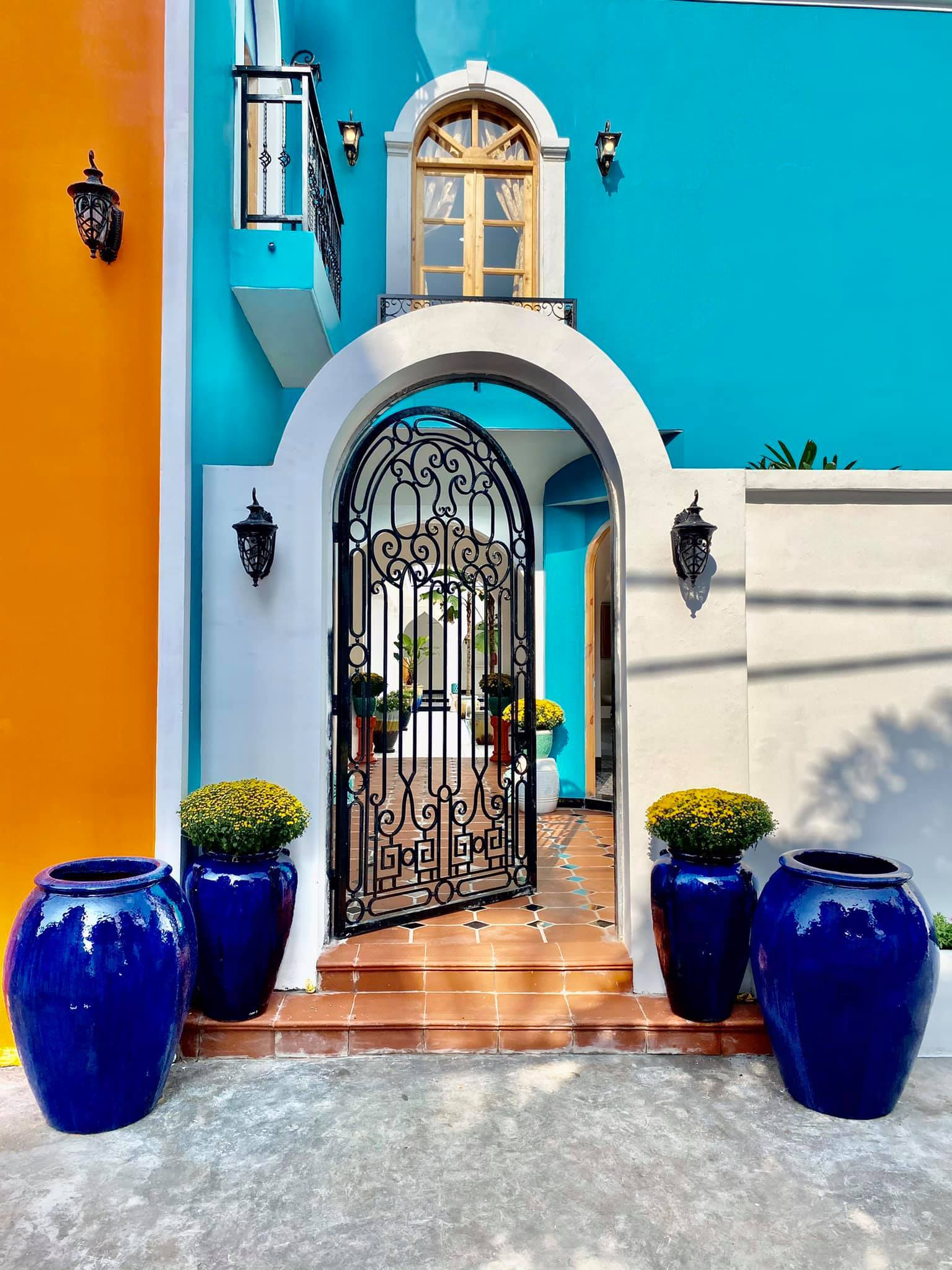 Casabella Homestay: Phong cách Địa Trung Hải có ngàn góc sống ảo