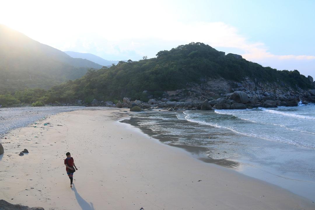 Hướng dẫn đường đi và kinh nghiệm phượt bãi Nước Ngọt Ninh Thuận
