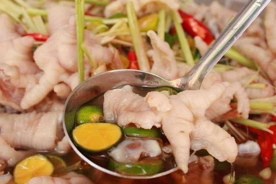 Top 15 Địa chỉ quán chân gà sả tắc ngon nhất ở TPHCM Sài Gòn