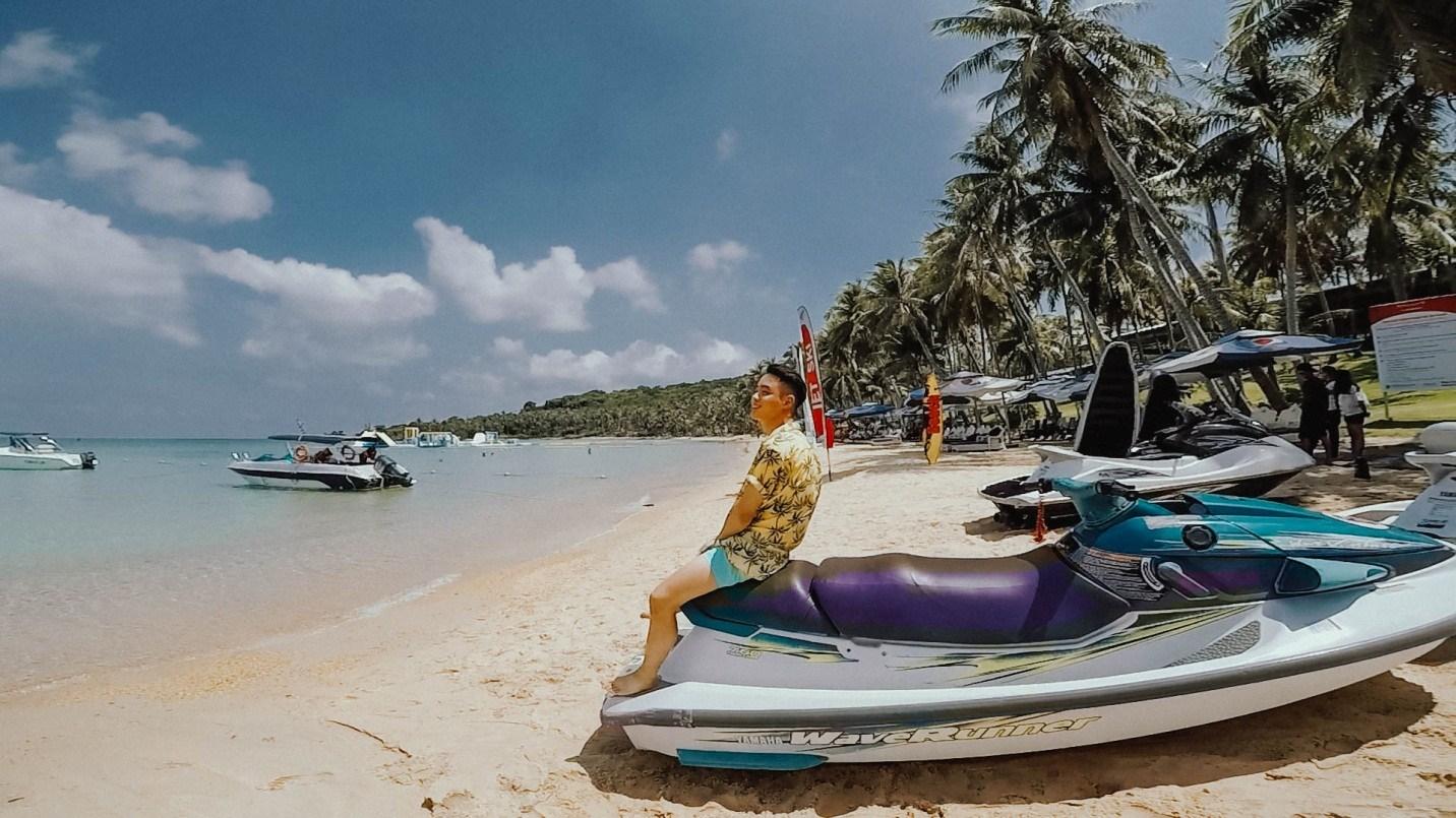 Kinh nghiệm du lịch phượt đảo Hòn Thơm Phú Quốc chỉ khoảng 1.5 triệu