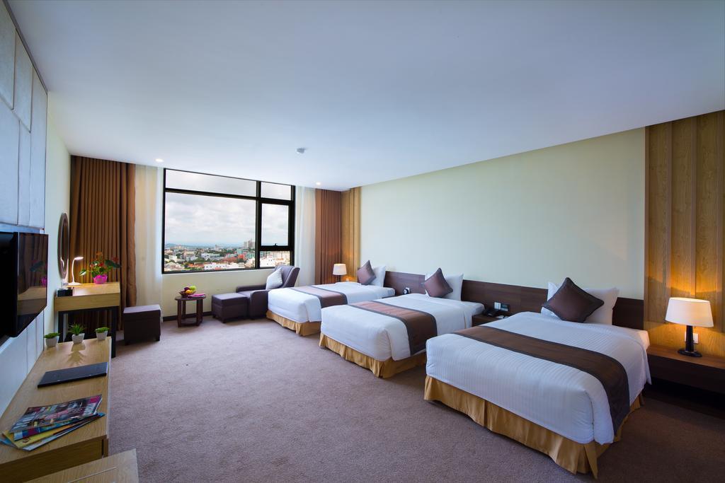 Top 20 Khách sạn Buôn Ma Thuột Đắk Lắk giá rẻ view đẹp ở trung tâm