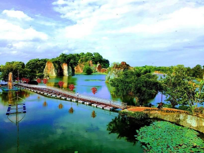 Kinh nghiệm đi khu du lịch Bửu Long: giá vé, ăn chơi chi tiết nhất