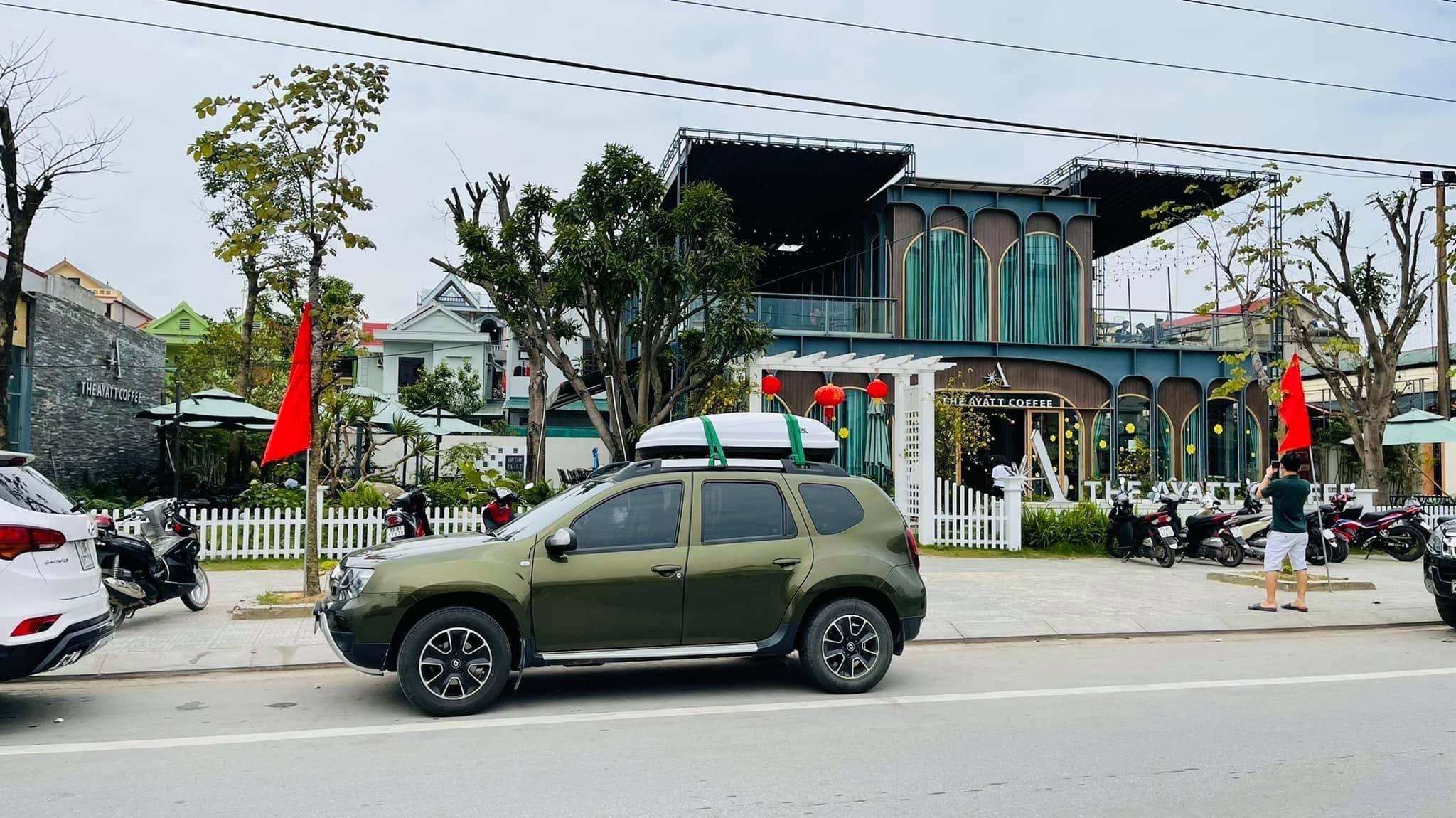 The Ayatt Coffee: Lạc vào góc trời Âu giữa Quảng Bình an yên
