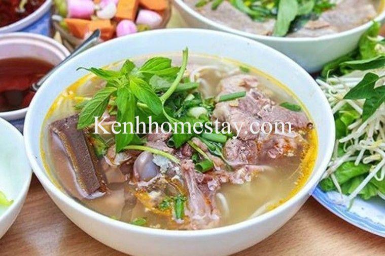 Top 10 Quán bún bò Huế Đà Nẵng giá rẻ ngon chuẩn vị có tiếng nhất