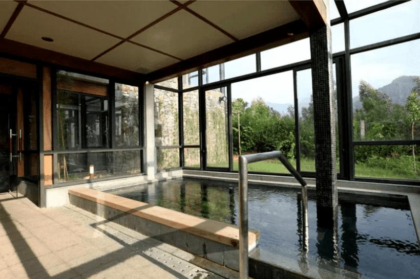 Tìm về chốn riêng tư Stone Villa B12 sân Golf Tam Đảo