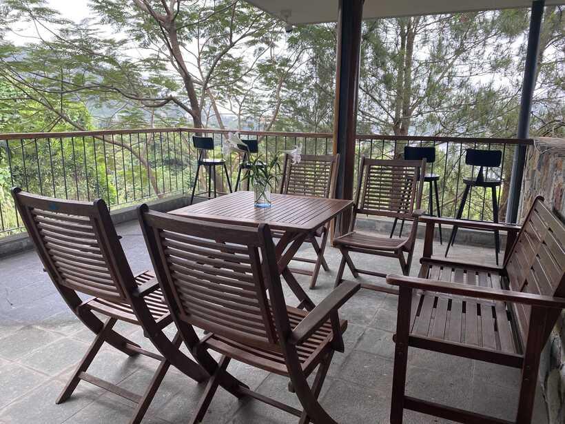 Tìm về chốn riêng tư Ngôi Nhà Đá Stone Villa B12 sân Golf Tam Đảo