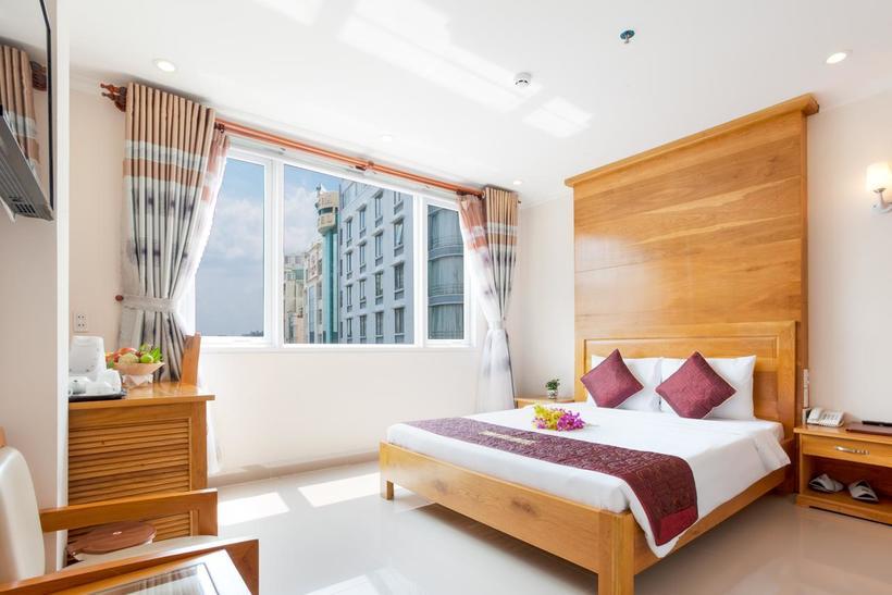 Top 10 khách sạn 2 sao Sài Gòn giá rẻ bình dân đẹp nhất ở trung tâm