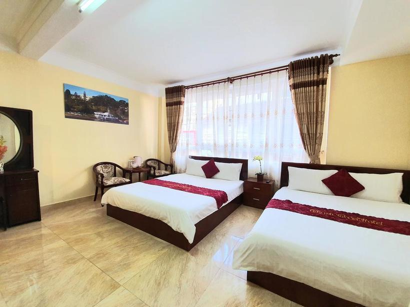 Top 10 khách sạn đường Nguyễn Văn Trỗi Đà Lạt được nhiều khách yêu thích nhất