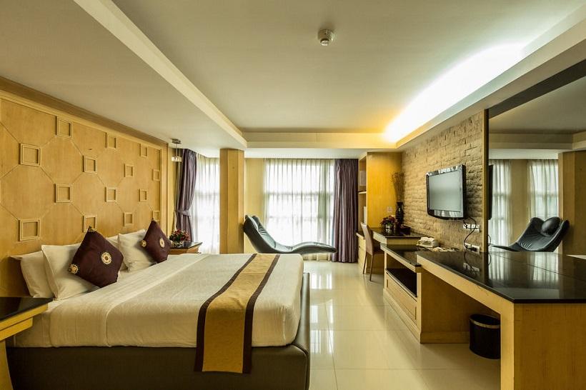 Top 20 Khách sạn Bangkok giá rẻ view đẹp ngay trung tâm tốt nhất