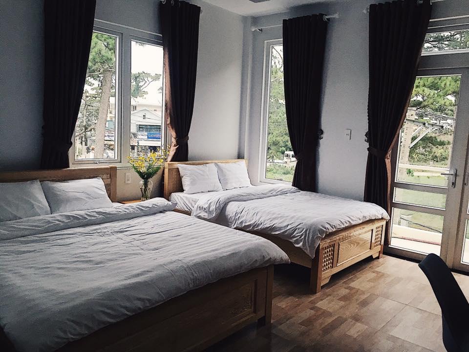 Golden holiday hotel - Gợi ý khách sạn giá rẻ view đẹp cho mọi nhà