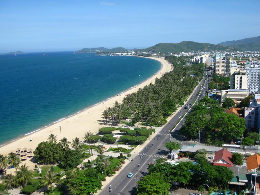 Top 10 khách sạn Nha Trang đường Trần Phú thỏa mong muốn ngắm biển