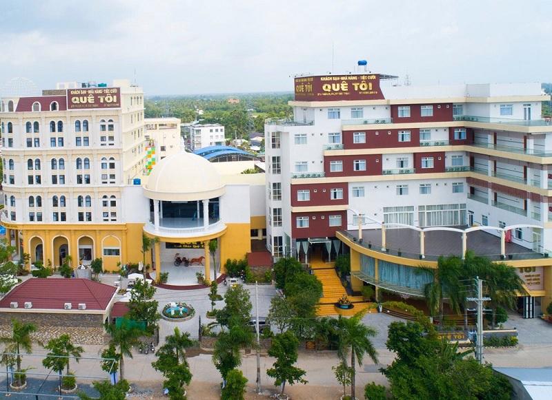 Top 20 Khách sạn Sóc Trăng giá rẻ đẹp tốt nhất ở trung tâm thành phố