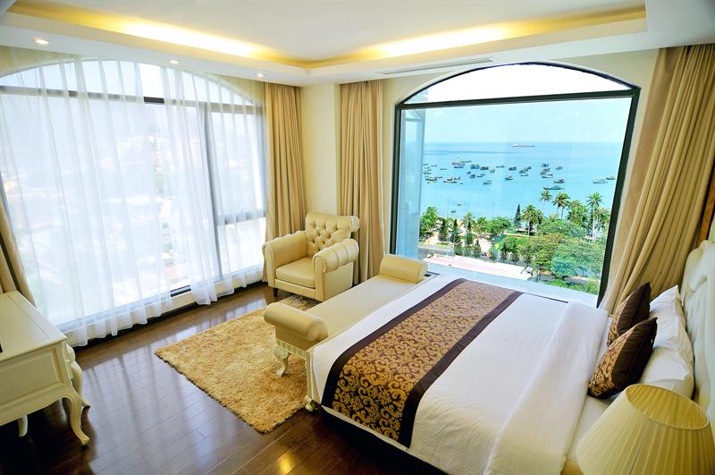 Top 50 Khách sạn Vũng Tàu giá rẻ đẹp gần biển và trung tâm tốt nhất
