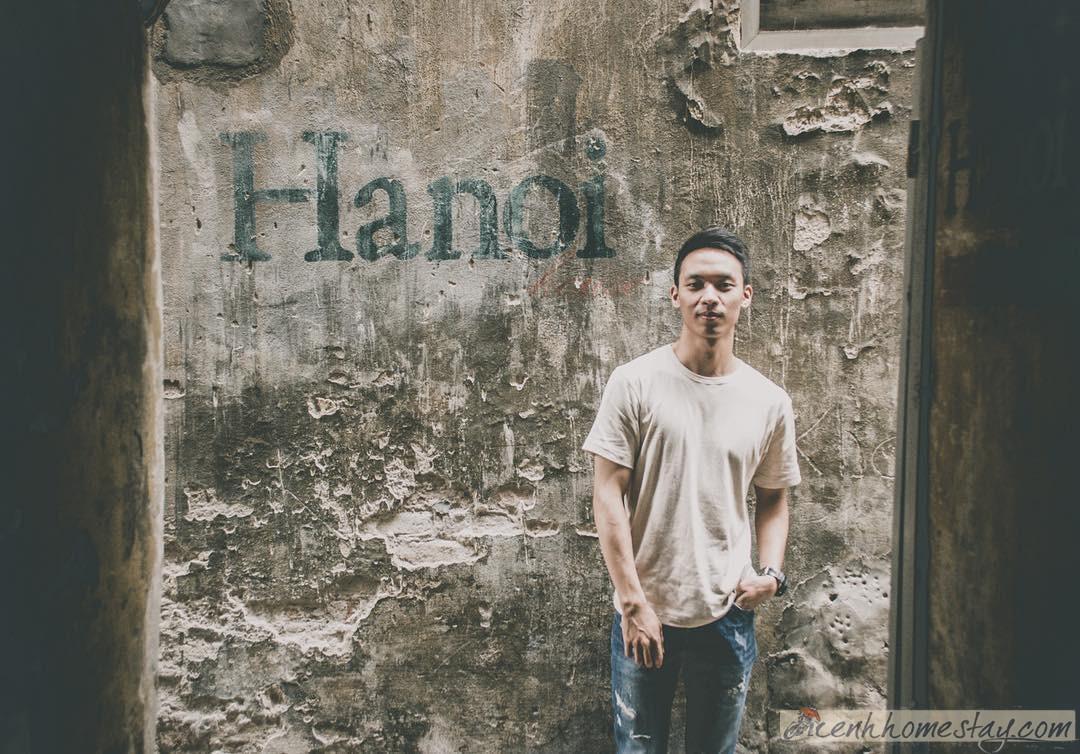 """""""Lục tung"""" những địa điểm chụp #OOTD chất lừ tại Hà Nội"""
