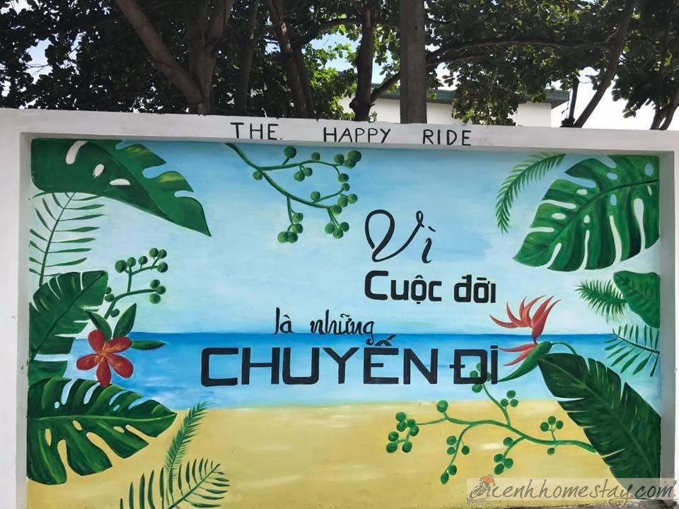 Homestay The Happy Ride Mũi Né Phan Thiết Bình Thuận