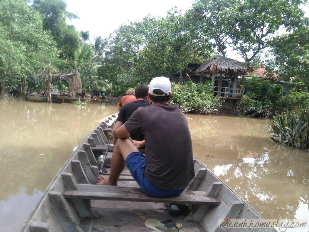 """10 homestay Vĩnh Long """"chất lừ"""" thỏa sức khám phá miền Tây sông nước"""