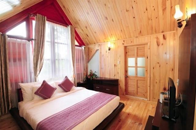 Top 10 khách sạn Đà Lạt đường Yersin giá rẻ từ 150k, luôn còn phòng