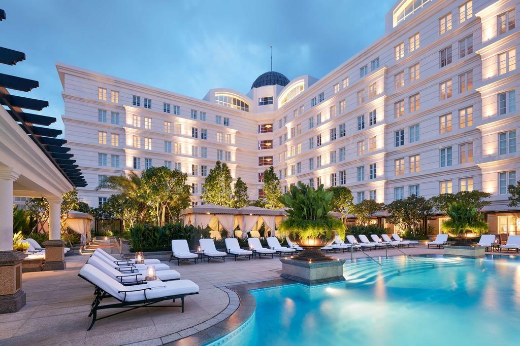 106 Khách sạn Sài Gòn TPHCM Hồ Chí Minh giá rẻ đẹp ở trung tâm