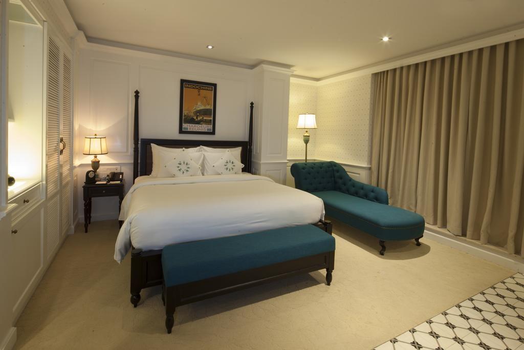 30 khách sạn Sài Gòn tphcm giá rẻ, view đẹp, gần trung tâm và chợ Bến Thành