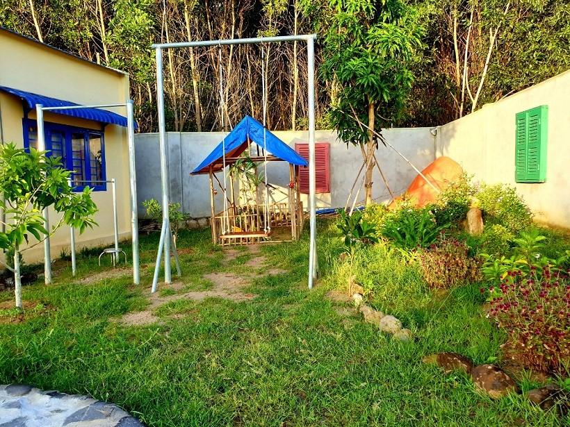 Sống chậm ở Phố Núi Tam Phước Homestay đậm chất đồng quê yên bình