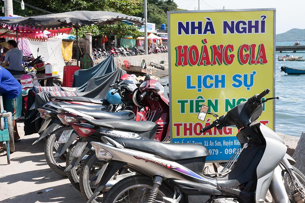 Những địa chỉ cho thuê xe máy Nam Du Kiên Giang uy tín, giá rẻ từ 80k