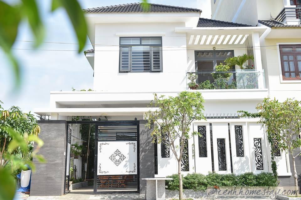 White Villa Homestay gia đình view biển thoáng mát cực đã ở Vũng Tàu