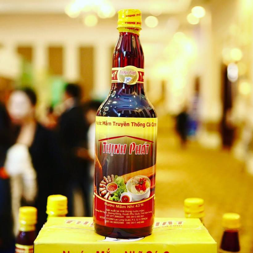 Top 6 Địa chỉ mua nước mắm Phú Quốc uy tín, chất lượng để làm quà