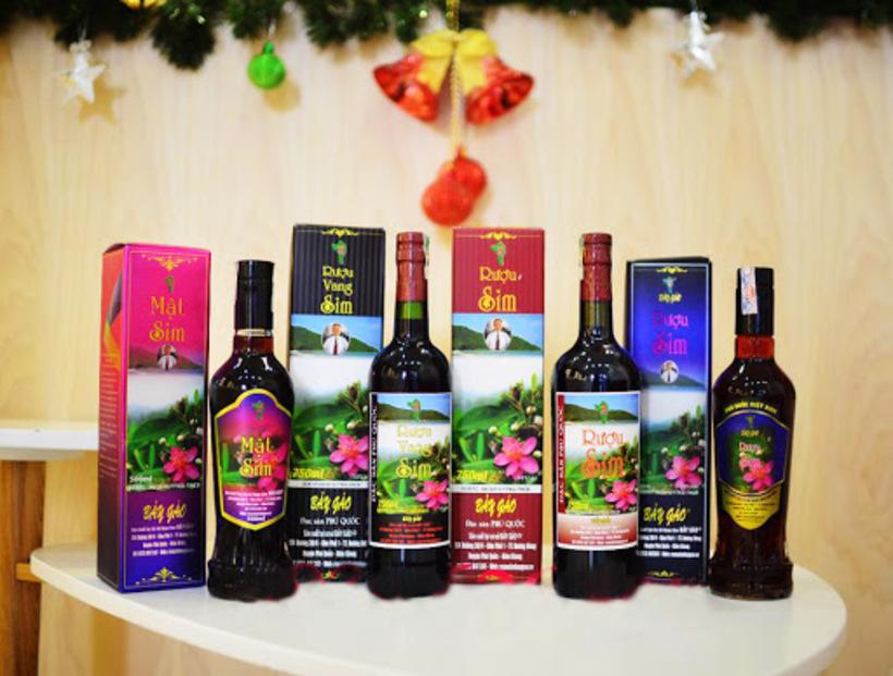 Top 4 địa chỉ bán rượu sim Phú Quốc ngon giá rẻ uy tín nhất